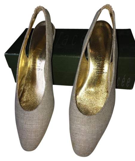 Glacée Natural Pumps