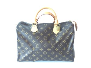 Louis Vuitton Speedy Speedy 30 Canvas Satchel in Monogram