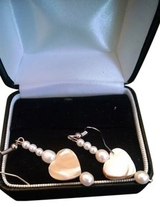 Other Brand New!!! Handmade Natural Mother of Pearl Earrings