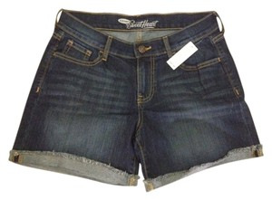 Old Navy Cuffed Shorts Denim