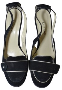 Bebe Black Pumps