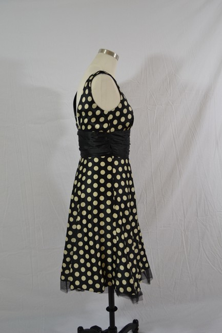 Forever 21 short dress Black & White on Tradesy