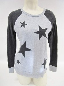 Kensie Heather Stars Sweater