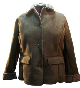 Lands' End Winter Coat