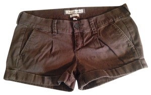 Abercrombie & Fitch Mini/Short Shorts Brown