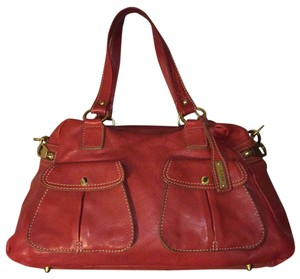 abro Satchel in Red