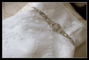 Other Wedding Dress Crystal Sashes Belts Crystal Embellishment Beaded