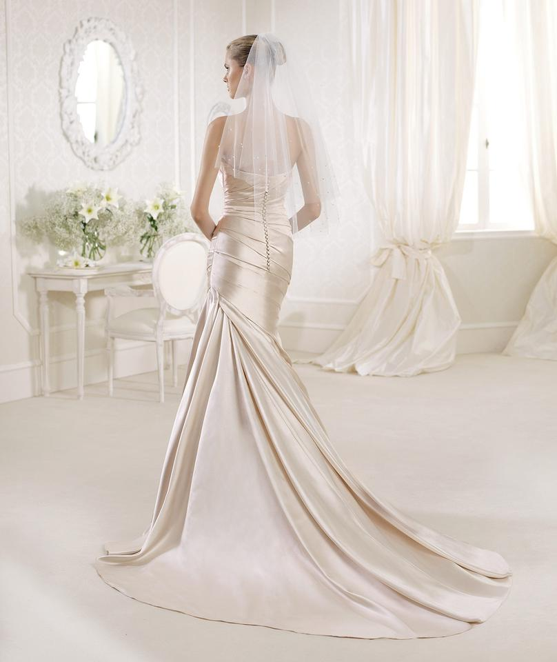 La sposa lasposa fanal wedding dress on sale 23 off for La sposa wedding dress price