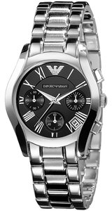 Emporio Armani Emporio Armani Chronograph Ladies Watch AR0674