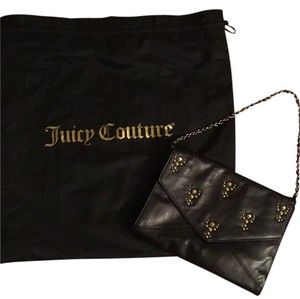 Juicy Couture Black Messenger Bag