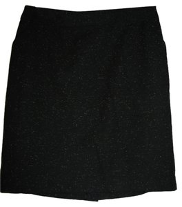 Halogen Skirt Black and white
