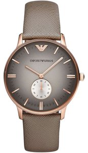 Emporio Armani Emporio Armani Retro AR1723 Grey Rose Gold Watch