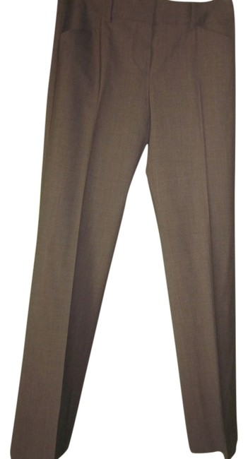 Item - Brown Slacks/Trousers Pants Size 6 (S, 28)