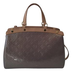 Louis Vuitton Brea Hand Tote in Beige Poodl