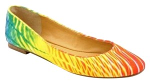 Nine West Multicolor Flats