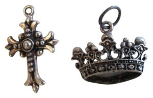Other 2 CHARMS, CROSS, CROWN