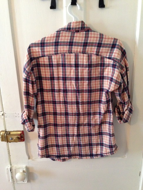 Billabong Button Down Shirt Plaid