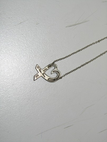 Tiffany & Co. PALOMA PICASSO Loving Heart