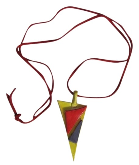 Preload https://img-static.tradesy.com/item/739498/yellow-red-purple-new-pendant-necklace-0-0-540-540.jpg