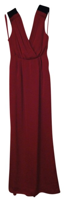 Item - Red Like Gown Maxi Long Formal Dress Size 2 (XS)