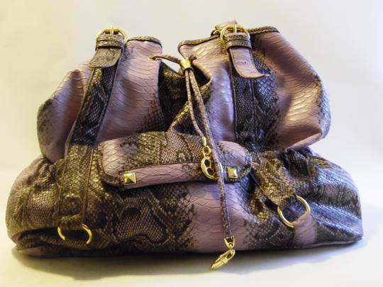 Other Tote in Light Purple/Black Image 1