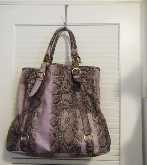 Other Tote in Light Purple/Black Image 2
