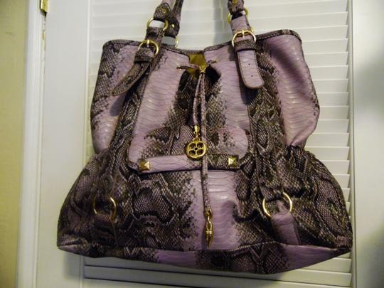 Other Tote in Light Purple/Black Image 3