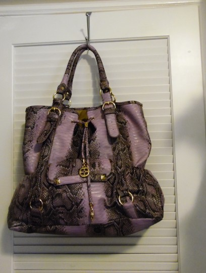 Other Tote in Light Purple/Black Image 4