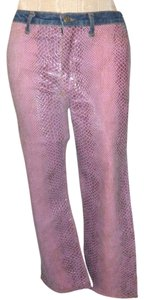 Vertigo Capris Light Pink