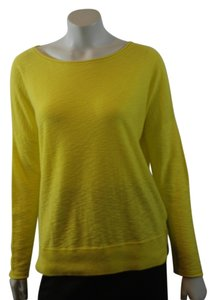 Vince Perfect Tee Top yellow
