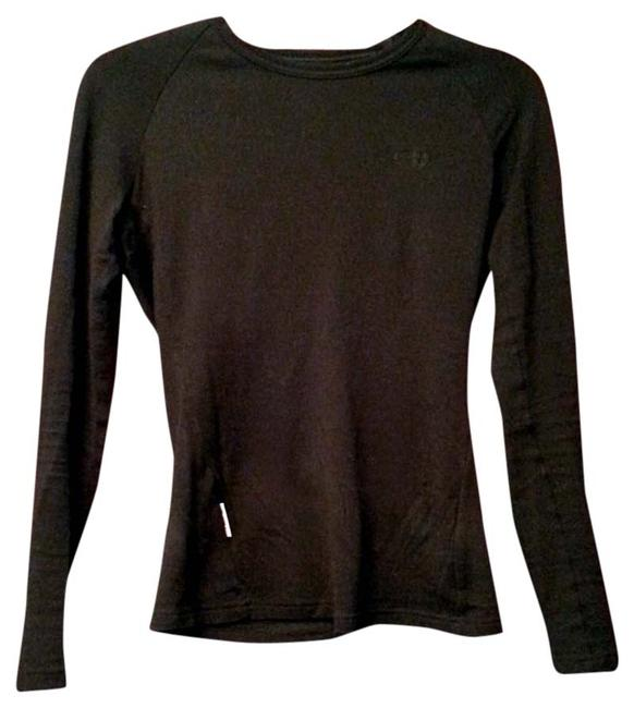 Item - Black Bodyfit 260 Activewear Top Size 6 (S, 28)