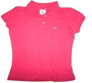 Lacoste Top Hot pink