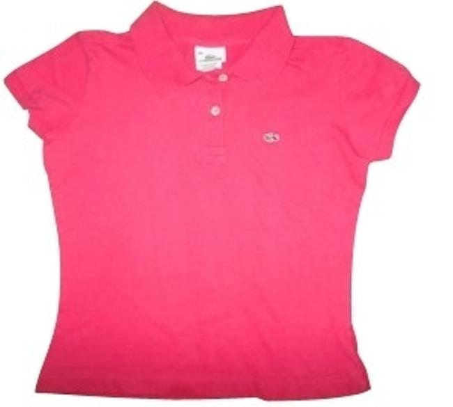 Preload https://img-static.tradesy.com/item/74/lacoste-hot-pink-blouse-size-4-s-0-0-650-650.jpg