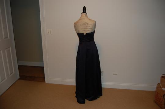 Michelangelo Royal Blue Polyester Lot: 173031 Style: 3004 Formal Bridesmaid/Mob Dress Size 8 (M)