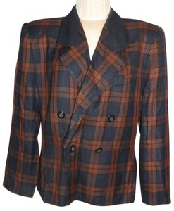 Le Suit Blue, Orange, Navy Blue Jacket