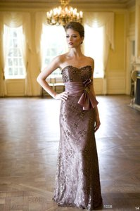 CM COUTURE Bronze 1008 Dress