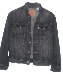 Levi's Black Womens Jean Jacket