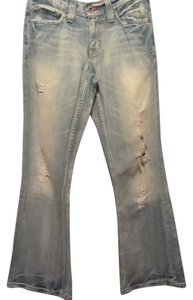 BKE Boyfriend Cut Jeans-Distressed