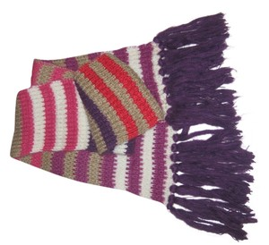 St. John's Bay Striped Scarf