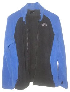 The North Face Purple/Black Jacket
