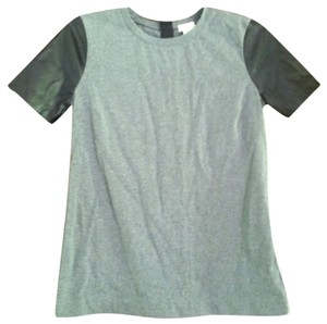 J.Crew T Shirt Grey black