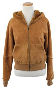 UGG Australia Chestnut Leather Jacket