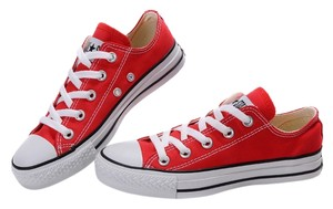 Converse Chuck Taylor Sneaker Red Athletic