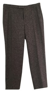 J.Crew Capri/Cropped Pants Grey, Donegal