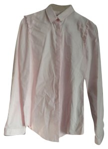 Burberry Brit Button Down Shirt Pink