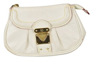 Louis Vuitton Louis Vuitton LE MIGNON Purse Pouch Suhali Ivory