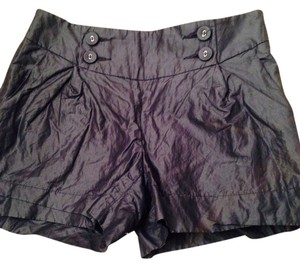 Walter by Walter Baker Mini/Short Shorts Navy