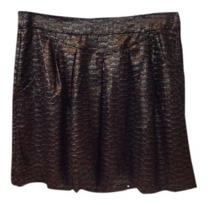 Gap Skirt Bronze