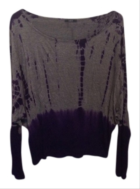 Preload https://img-static.tradesy.com/item/740974/violet-and-grey-blouse-size-6-s-0-0-650-650.jpg