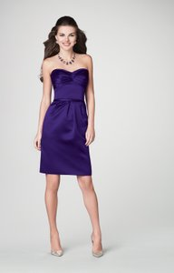 Alfred Angelo Navy 7200 Dress